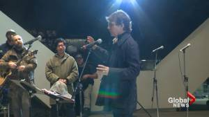 Gord Downie's brother asks crowd to think of ways to 'make country better' in his honour