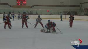 Esso Golden Ring ringette tournament finals