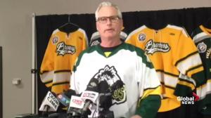 """We will get through this:"" Humboldt mayor on tragic bus crash"