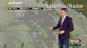 Edmonton Weather Forecast: Jan. 18