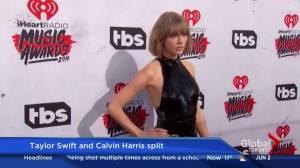 Taylor Swift and Calvin Harris announce split