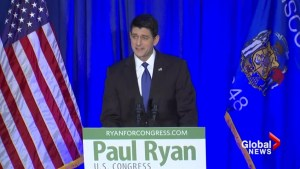Paul Ryan acknowledges President-elect Trump heard cries from voters 'no one else heard'