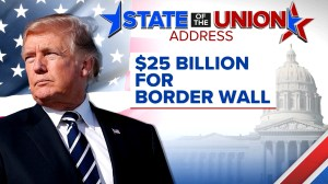 Trump plans to talk immigration, trade and infrastructure in first State of the Union address