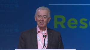 Conservative icon Preston Manning remembers former Alberta Premier Don Getty