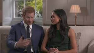 How did Prince Harry pop the question to Meghan Markle?