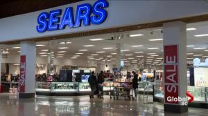 Sears Canada applies for liquidation