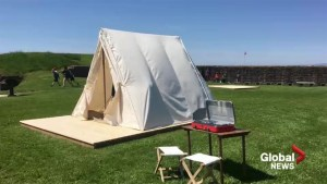 N.B. national park offering a trip back in time