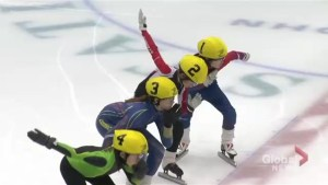 New Brunswick speed skating official says sport is 'growing back up again' in the province