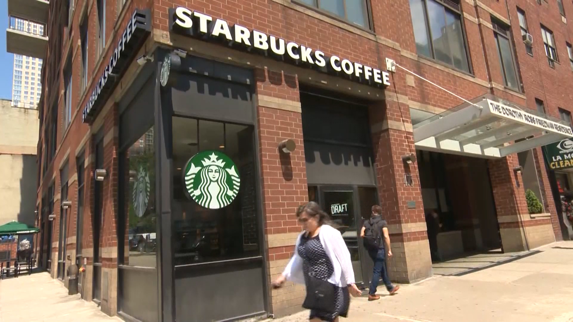 Starbucks outlets will close this afternoon