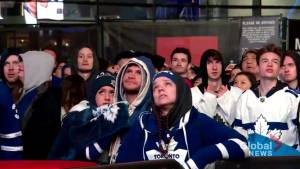 Maple Leafs fans lament on Toronto's defeat once more to the Boston Bruins