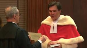 Canada's next Chief Justice of the Supreme Court is Richard Wagner