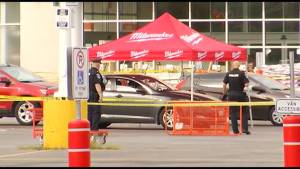 Shooting at Peterborough Home Depot