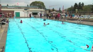 Edmonton's Oliver Outdoor Pool won't open this summer because of leaks