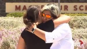El Paso as families reunite at reunification centre, hospitals