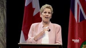 Wynne, Horwath clash on who 'killed' the Ontario Northland Railway