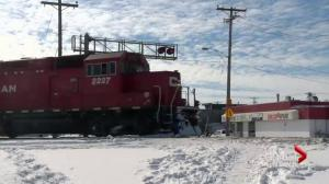 Reducing and eliminating train delays in Saskatoon