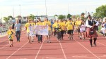 Cancer survivors celebrate their journey at Relay For Life