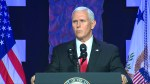 Pence calls for end to Maduro government
