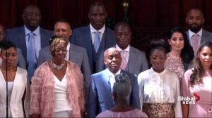 Royal Wedding: Choir sings 'Stand by Me' during ceremony