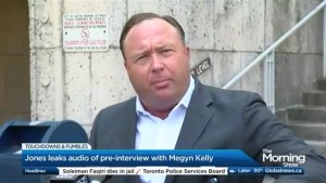 Should NBC air the Alex Jones interview?