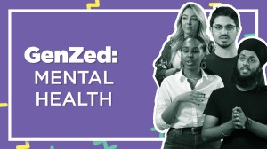 Generation Z: Let's talk mental health