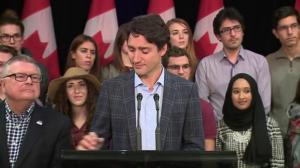 Money has been allocated to help with mental health problems in Saskatchewan: Trudeau