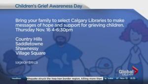 Nov.16 is Children's Grief Awareness Day