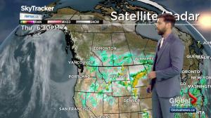 Edmonton Weather Forecast: May 17