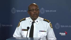 Toronto police investigating military office attacker's connections nationally and abroad