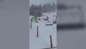 Elderly woman saved after dangling from Whistler chairlift