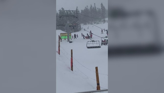70-year-old woman survives fall from Whistler Blackcomb chairlift