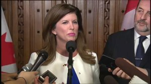 'This budget is a nightmare scenario':  Rona Ambrose reacts to Federal budget