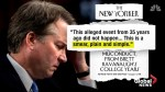Second woman accuses Supreme Court nominee Brett Kavanaugh of sexual misconduct