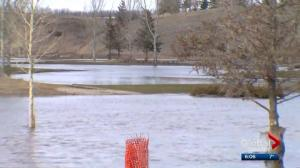 Three Hills Golf Club latest victim of Alberta flooding