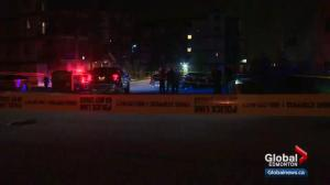 Sunday night shooting leaves some Edmontonians on edge