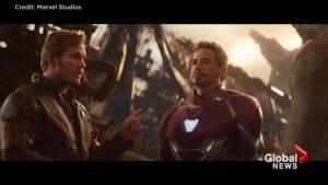 Movie trailer – Avengers: Infinity War