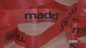 MADD launches Red Ribbon Campaign in New Brunswick