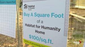Habitat for Humanity: Manitoba Moose employees lend a helping hand