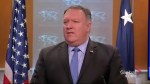 Pompeo backs Trump statement on Saudi Arabia: 'It's a mean, nasty world out there'