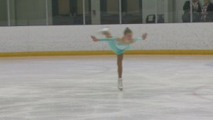 BC Winter Games 2016: Peyton Molberg takes to the Ice