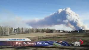 Fort McMurray wildfire: The people who stay to fight the fire