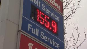 Price of gas hits all-time high of $1.55.9 in Metro Vancouver