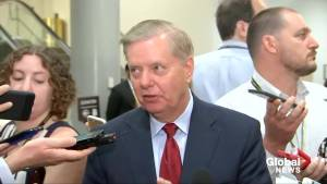 Lindsey Graham tells Iran after U.S. drone shot down: 'Get ready for severe pain'