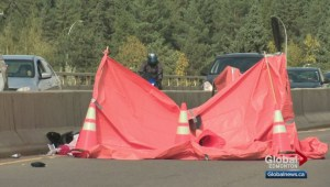 Police investigate deadly motorcycle crash on Groat Road