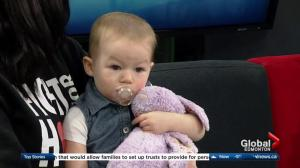 Kids with Cancer Society: 19-month-old Felicija had rare rhabdomyosarcoma