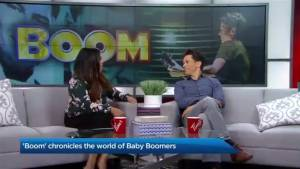 The life of baby boomers in 'Boom'