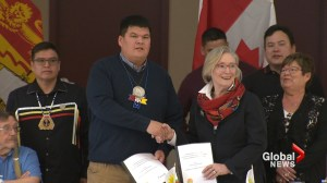 Elsipogtog First Nation, federal government agree to memorandum of understanding