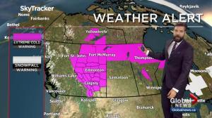 Edmonton Weather Forecast: Feb. 4