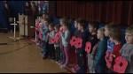 Peterborough's Queen Elizabeth Public School marks Remembrance Day