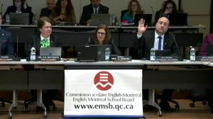 EMSB Chair Angela Mancini apologizes